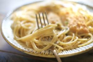 【ヒルナンデス】そばぺぺレシピ・リュウジの和風ペペロンチーノの作り方(ニコルが挑戦)